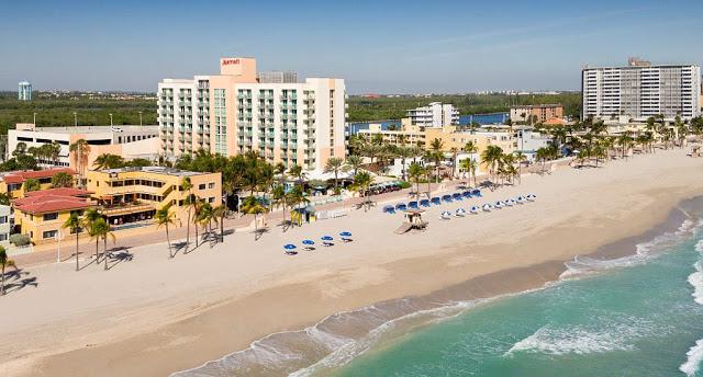Visitar las playas al norte de Miami