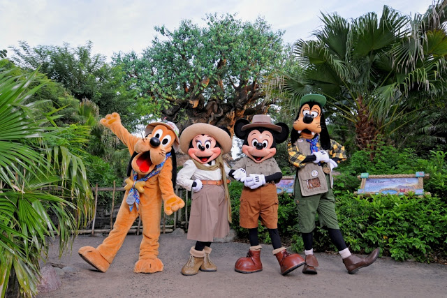 Parque Disney Animal Kingdom