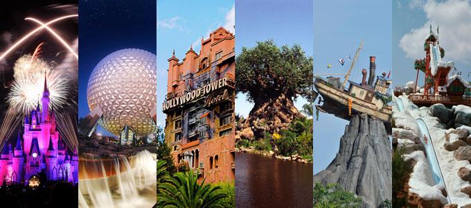 Parques de Disney en Orlando: Walt Disney World